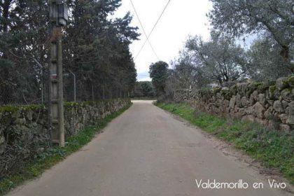 Caminos y Carril bici Valdemorillo