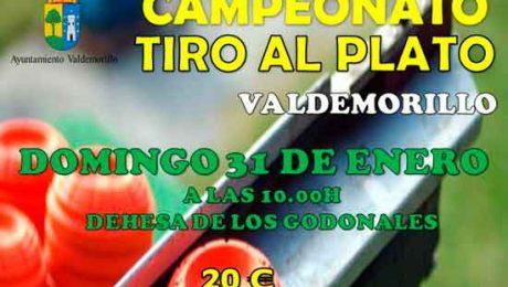 Campeonato tiro al plato Valdemorillo