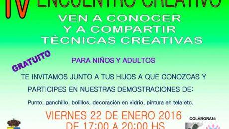 Encuentro creativo en valdemorillo