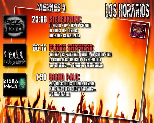 Festival-d fiestas san blas 2016 Valdemorillo