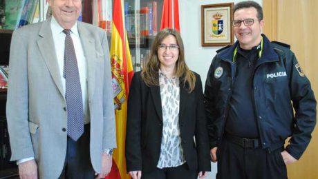 Nuevo jefe de policia Valdemorillo