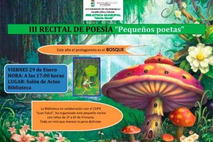 recital poesia Valdemorill