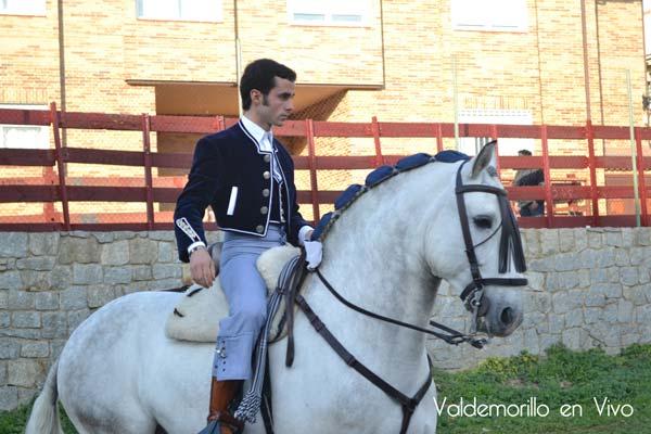 corrida Rejones Valdemorillo 2016