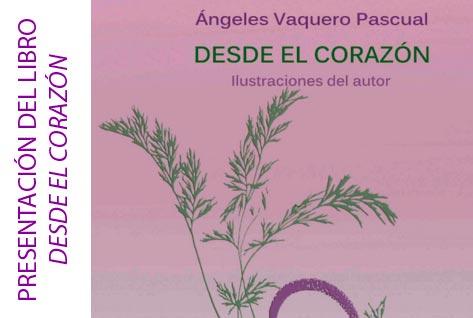 presentación libro Desde el corazón