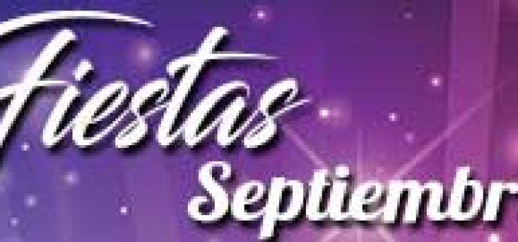 fiestas septiembre Valdemorillo 2016
