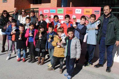 ganadores colegio juan falco ajedrez