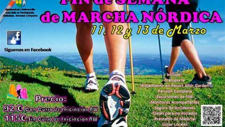 marcha nordica Valdemorillo