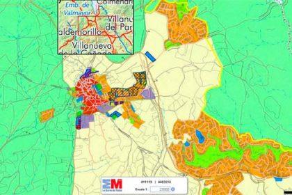 plan general ordenacion urbanismo Valdemorillo