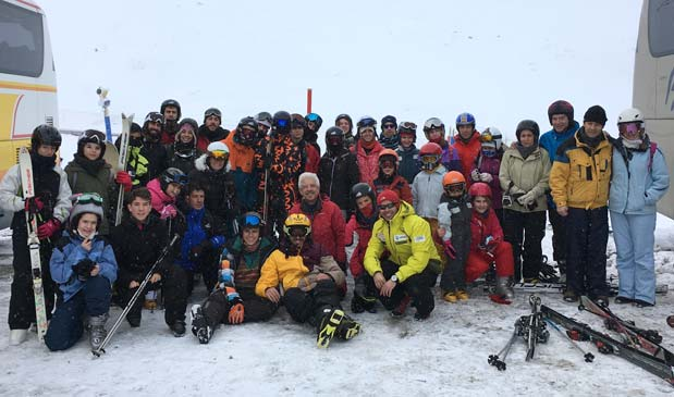 ski Valdemorillo