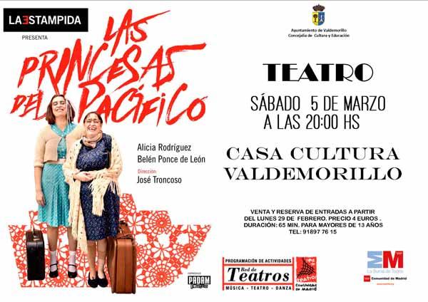 teatro casa cultura Valdemorillo