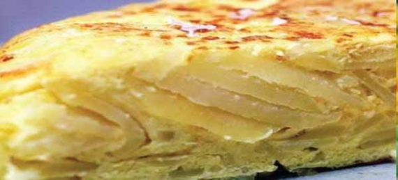tortilla para llevar Valdemorillo