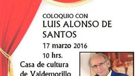 Coloquio Luis Alonso de Santos