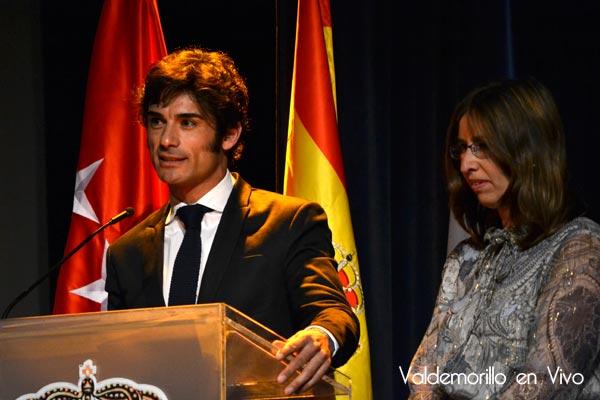 Paulita Premios San Blas 2016 Valdemorillo