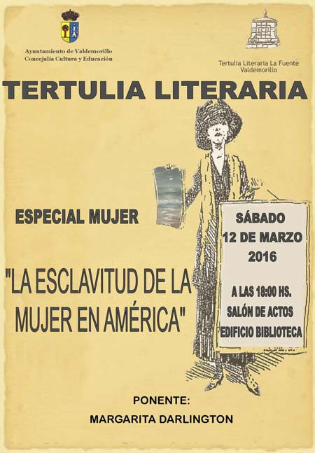 Tertulia literaria La Fuente Valdemorillo