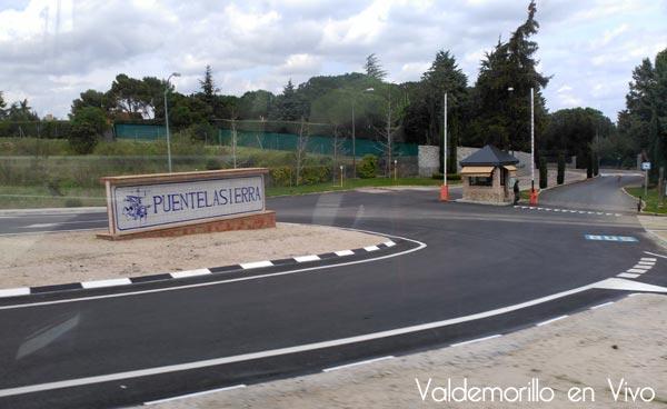 Urbanización Puentelasierra Valdemorillo