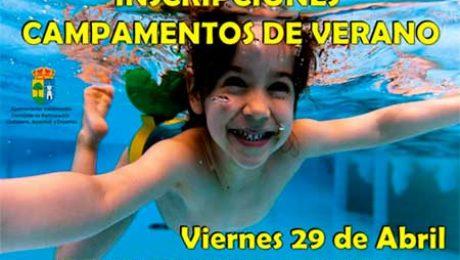 campamentos verano Valdemorillo 2016