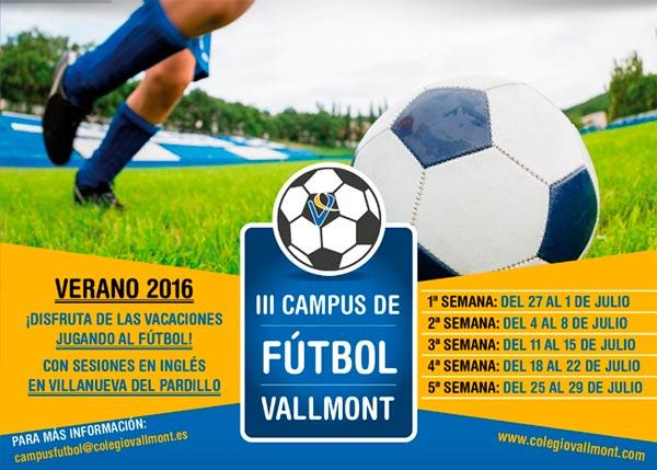 campamentos Villanueva del Pardillo 2016