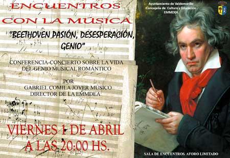concierto música clásica Valdemorillo