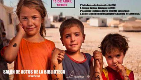 crisis refugiados Valdemorillo