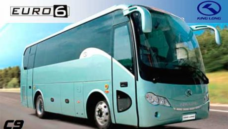 Empresa Julián Martín autobus-c9