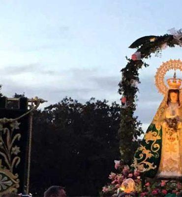 Virgen Esperanza Valdemorillo