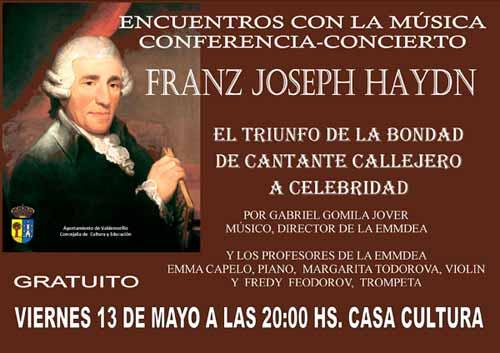 concierto casa cultura Valdemorillo