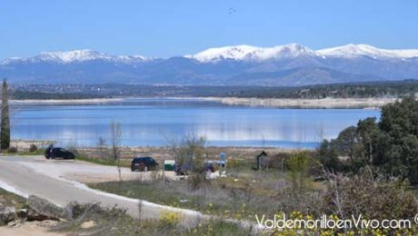 embalse Valmayor