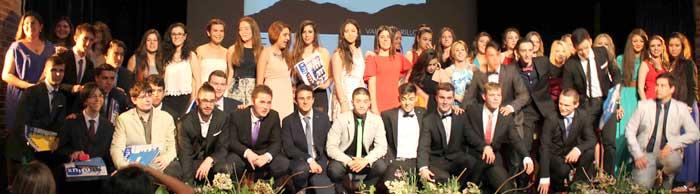graduación instituto Valmayor