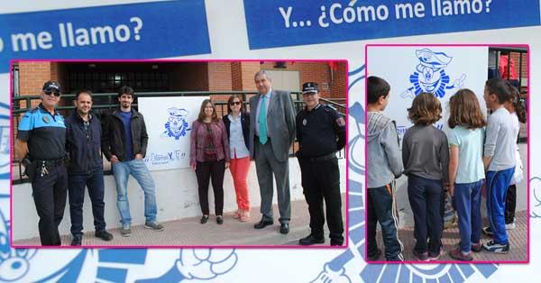 logo policia local Valdemorillo