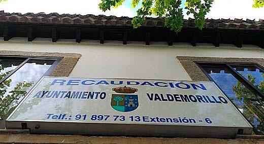 Plazos de pago Ayuntamiento Valdemorillo