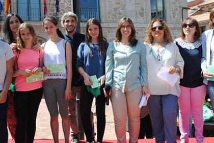 ganadores concurso ideas medio ambiente Valdemorillo