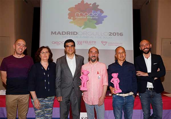 madrid orgullo 2016