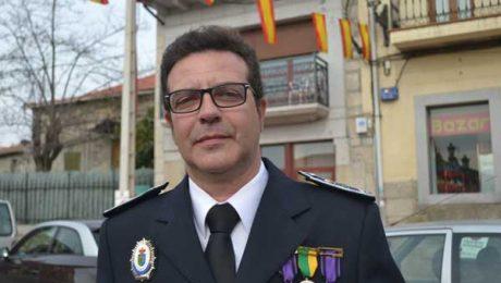 Carlos Alonso. Sargento Policía Local Valdemorillo.