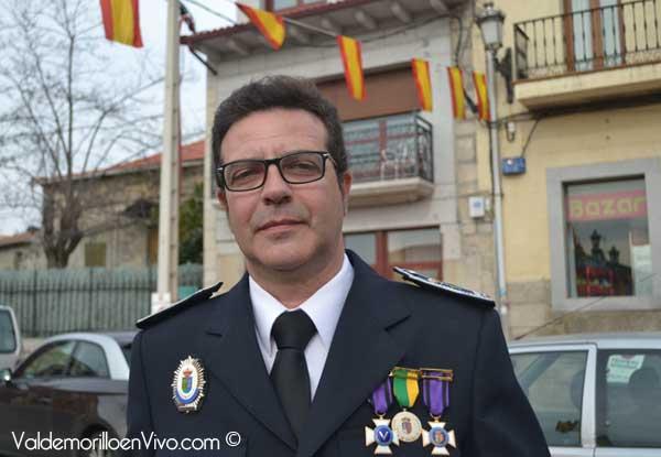 Policia Valdemorillo