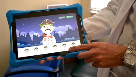 app para detectar dolor infantil