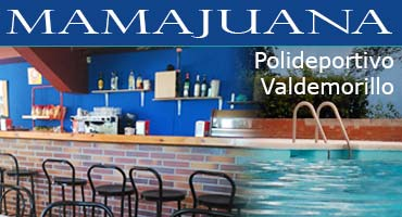 Bar cafeteria polideportivo Valdemorillo