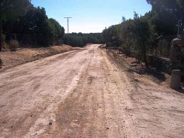 caminos Valdemorillo