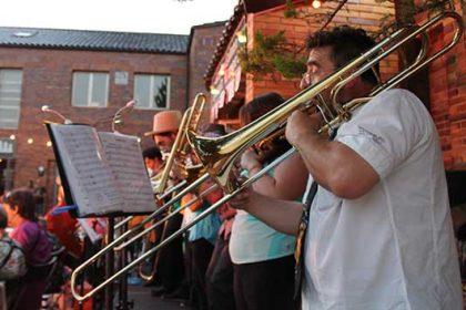 conciertos jardines casa cultura Valdemorillo