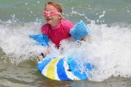 salud ocular verano