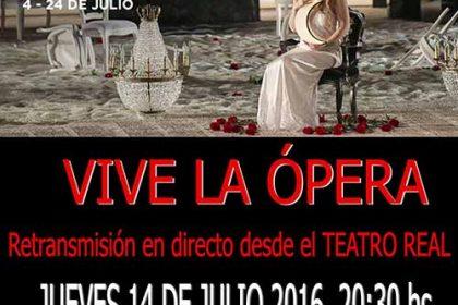 semana de la ópera Valdemorillo