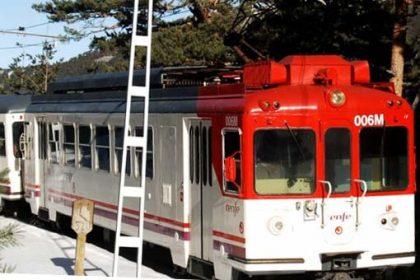 tren Cercedilla Cotos