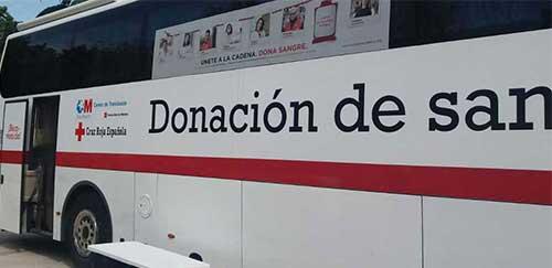 donación sangre Valdemorillo