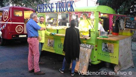 Foodtrucks Valdemorillo