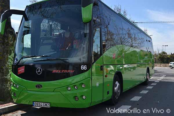 autobuses Valdemorillo doble sentido