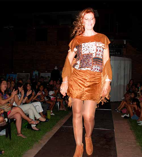 desfile moda Valdemorillo