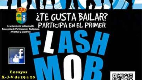 flash mob Valdemorillo