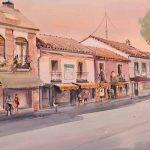 concurso pintura Valdemorillo