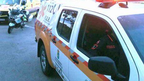 protección civil Valdemorillo