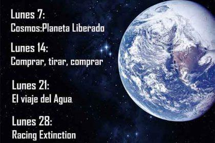 Documental noviembre ecológico Valdemorillo