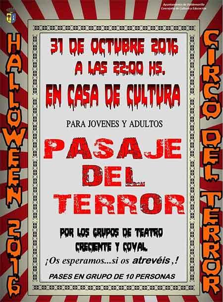 pasaje del terror Valdemorillo-2016-2